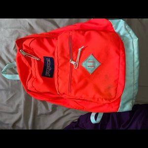 Jansports backpack